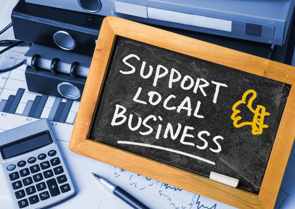$10,000 Business Support Fund