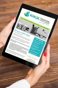 Knox Tax Newsletter